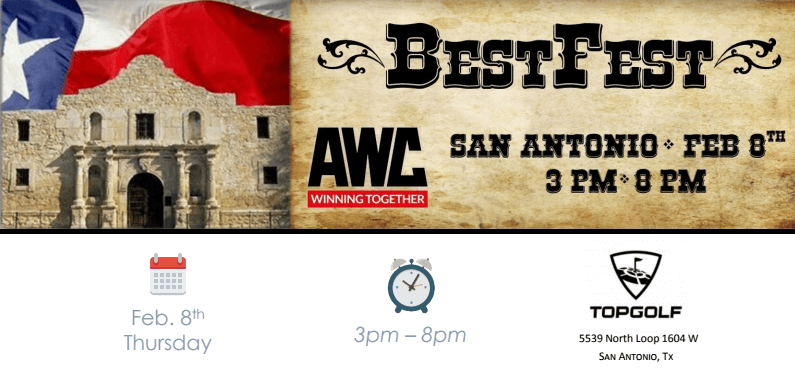 Altizon at AWC BestFest in San Antaniao