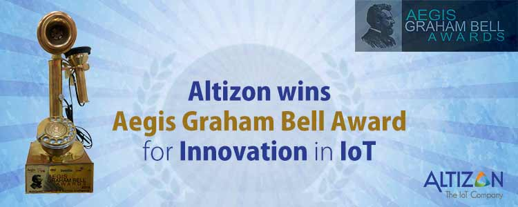 Altizon wins the prestigious Aegis Graham Bell Award 2017 ...