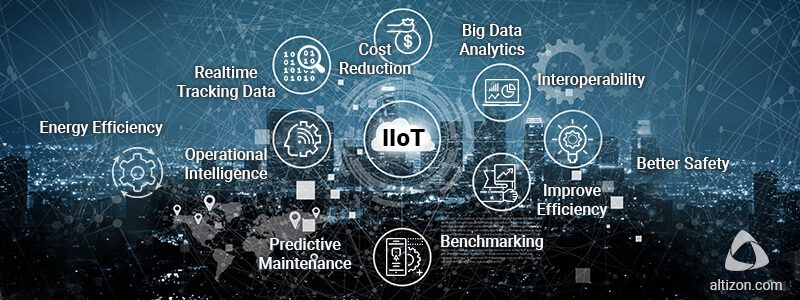 How Industrial IoT (IIoT) Helps Manufacturers