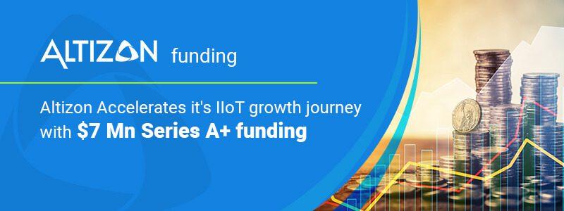 Altizon $7Mn Series A+ Funding